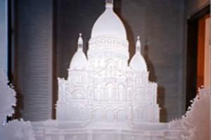 建築用パネル・エッチングのイメージ